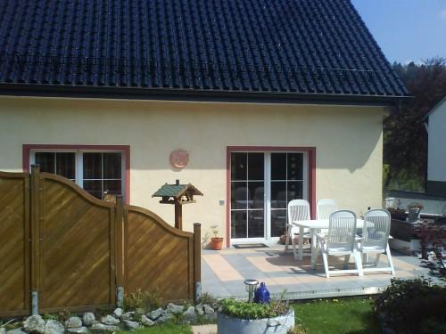 Außenputz Haus Summer