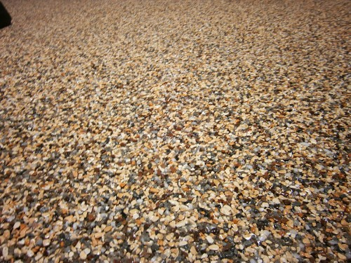 Bodenbeschichtungen – Natursteinboden