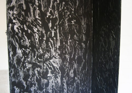 Putz Toscana mit Metallic-Effekt