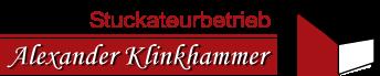 Stuckateurbetrieb – Alexander Klinkhammer
